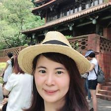 Hui Chi felhasználói profilja