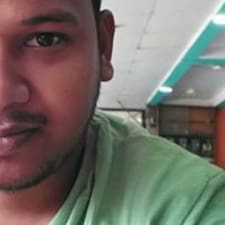 Chandrashek felhasználói profilja