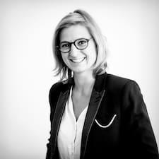 Pauline Brukerprofil