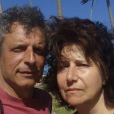 Profil Pengguna Régine Et Philippe
