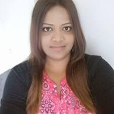 Monita felhasználói profilja