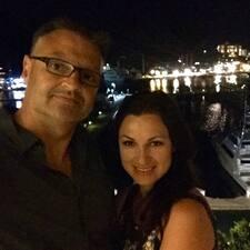 Profil korisnika James & Anila