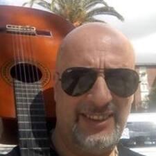 Jhonny felhasználói profilja