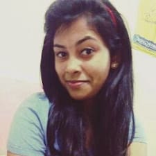 Sukanya felhasználói profilja