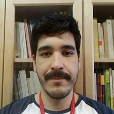 Henkilön Jorge Mario käyttäjäprofiili