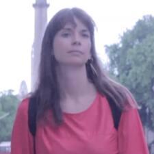 Mary Jane felhasználói profilja