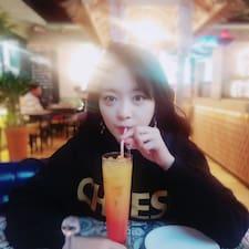 Henkilön Taehyeon käyttäjäprofiili