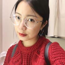 Profil utilisateur de Yvonna