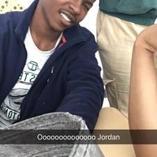 Nutzerprofil von Jordan