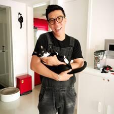 Profilo utente di Kei(Sangwoo)