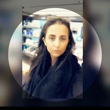 Profil utilisateur de Hasina