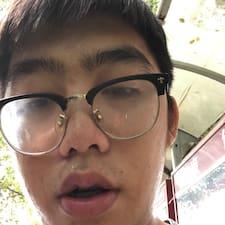 杰彰 felhasználói profilja