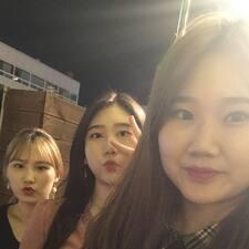 Nutzerprofil von Hye Ri