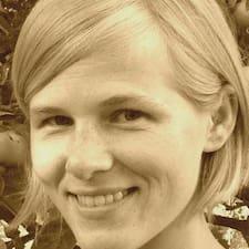 Tereza felhasználói profilja