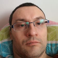 Radu felhasználói profilja