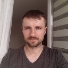 Siarhei User Profile