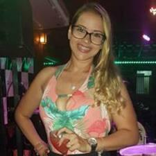 Profil utilisateur de Nathália