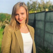 Mathilde - Uživatelský profil