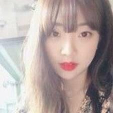 Perfil do usuário de 지영