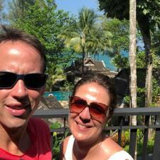 โพรไฟล์ผู้ใช้ Cindy&Pierre Marie