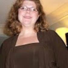 Betsy felhasználói profilja