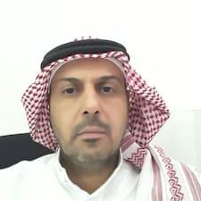Henkilön Ahmed käyttäjäprofiili