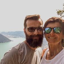 Profilo utente di Michele & Samantha