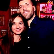 Henkilön Oscar & Tania käyttäjäprofiili