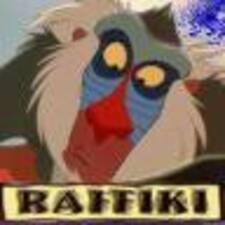 Nutzerprofil von Raffi