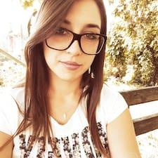 Profil Pengguna Leila