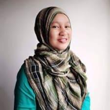 Profil utilisateur de Fathiah