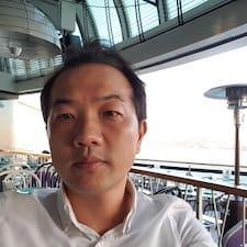 Namjin User Profile