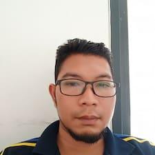 Hilmi Amzari felhasználói profilja