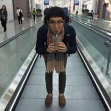 Taeheon felhasználói profilja