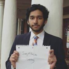 Profilo utente di Saajid