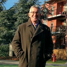 Bernard James Brukerprofil