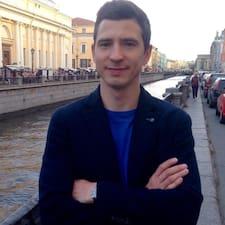 Alexey的用戶個人資料