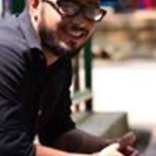 Karan felhasználói profilja