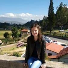 Laura Fernanda的用戶個人資料