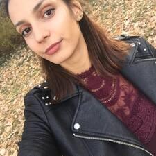 Profil utilisateur de Ivelina