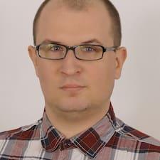 Perfil de usuario de Rafał