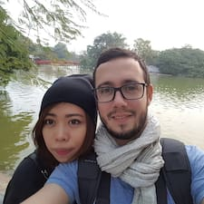 Profil utilisateur de Linh & Seb