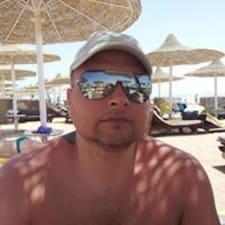 Profil utilisateur de Evgeny