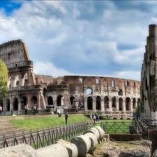 Rome felhasználói profilja