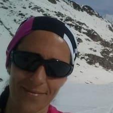 Amaia felhasználói profilja