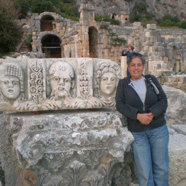 Places To See In Kaş / Kaş'ta Gezilecek Yerler