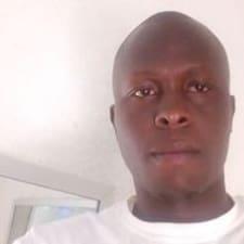 Henkilön Mamadou käyttäjäprofiili