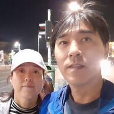 Taewoo User Profile