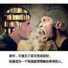 Användarprofil för Haiming