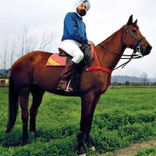 Vikram Singh Brukerprofil